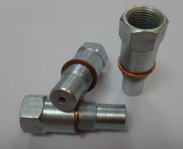 Мини катализатор — обманка с керамическим наполнением 3 штуки